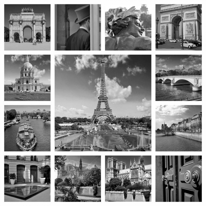 black-and-white-word-picture-collages
