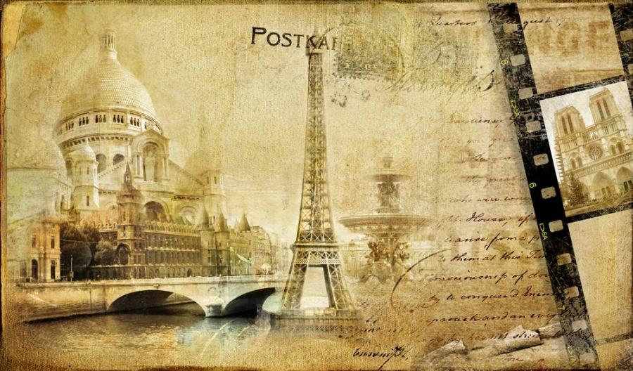 Открытки днем, черно белые почтовые открытки